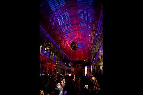 Edinburgh International Film Festival opening party